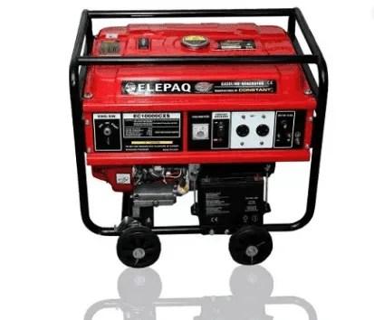 3.5kVA Generator in Nigeria : Price & Specs- Elepaq SV5200E2 3.5KVA