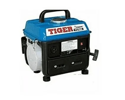 Tiger TG950 – ₦10,000 Naira to ₦15,000-Price of a small generator