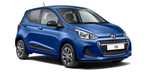 Hyundai i10 Prices in Ghana (2020)