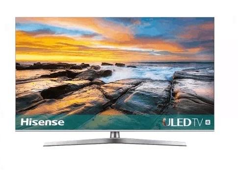 Hisense ULED TVs in Ghana