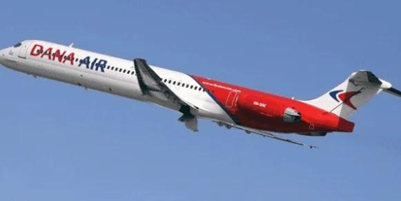 Dana Air Lagos to Port Harcourt