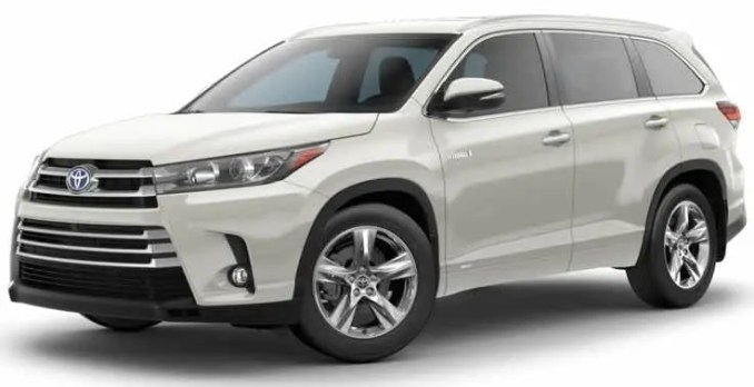 Review and Prices of Toyota Highlander in Nigeria(2020)