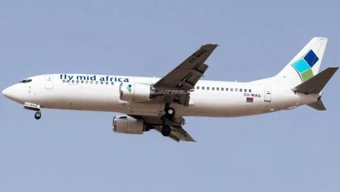 Fly Mid Africa Booking and Flight Specials(Things about the Airline)