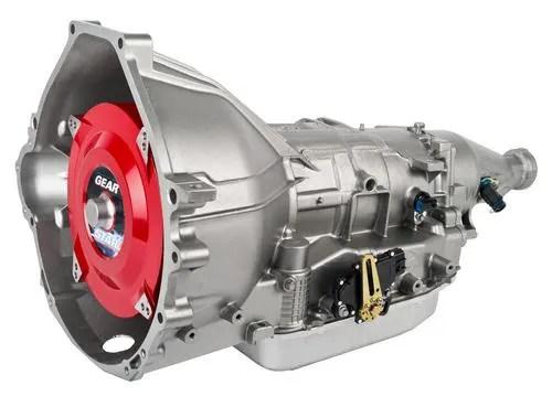 Jetaway Transmission Torque Converter And Clutch Detail
