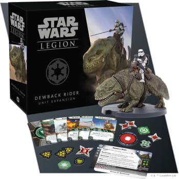 star wars legion dewback