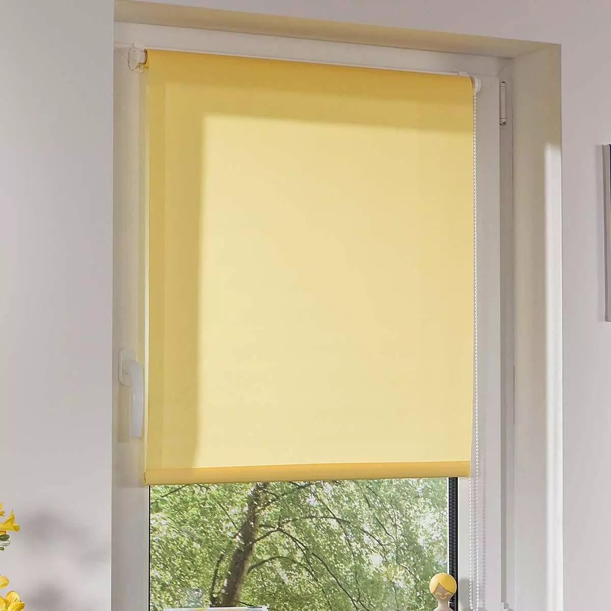 Rollos Und Vorhänge | Fenster Dekorieren Plissee Rollo