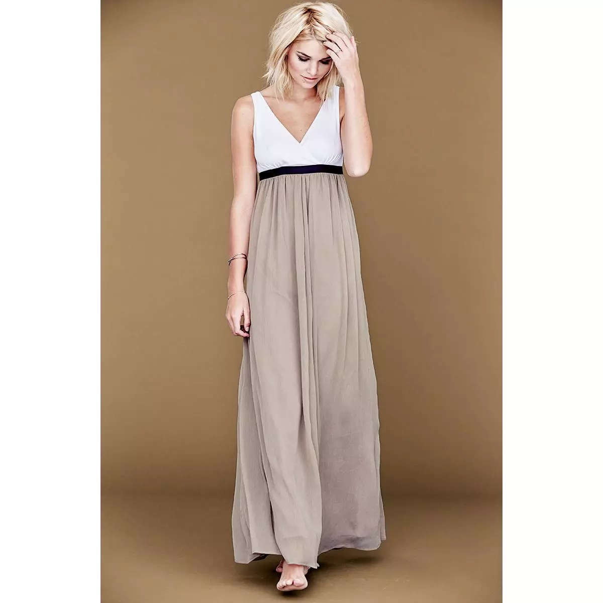 328688ac355e0a Elegante Kleider Für Hochzeit Lang | Sommerkleid Abendkleid Stretch ...