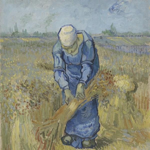 Vincent Van Gogh' Rare Art Houston In