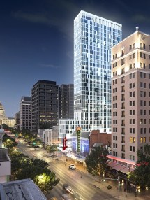 Austin-centric Boutique Hotel Checks 31-story