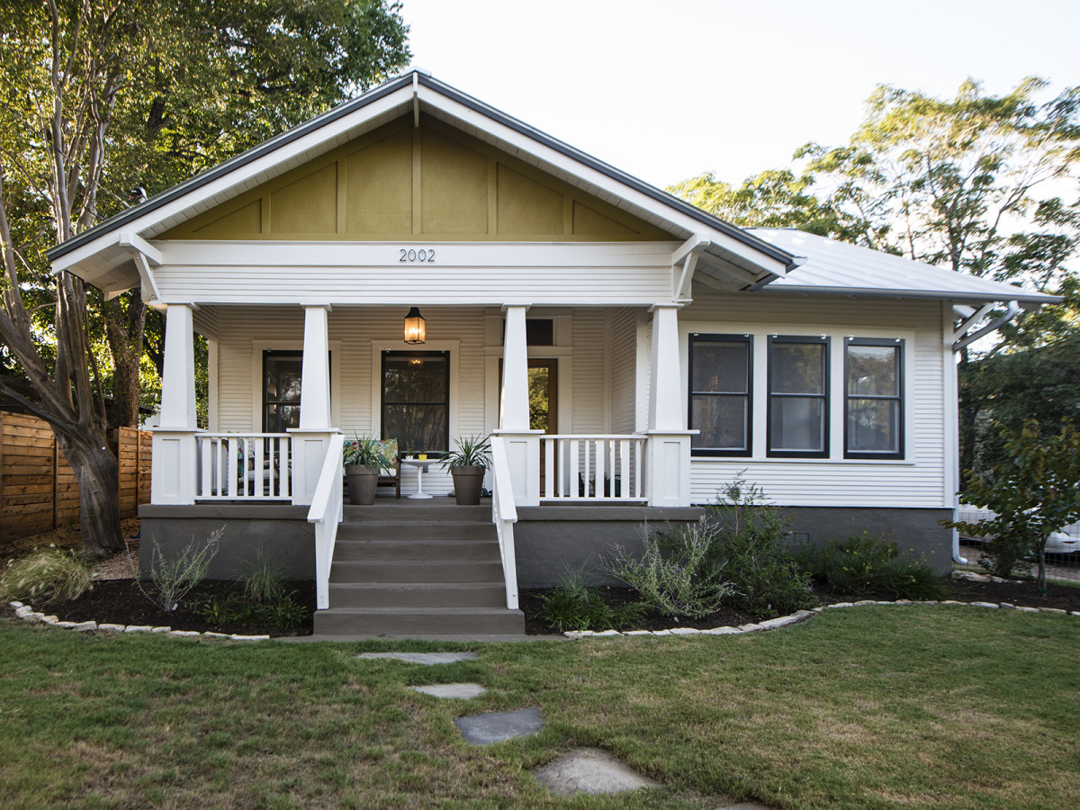 Step Inside Austin Homes Preserving Craftsman Style On Historic Tour Culturemap Austin