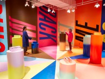 Vibrant And Insta-worthy Art Exhibit Makes Splash In