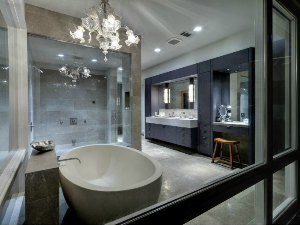 7 dallas master bathrooms better than a