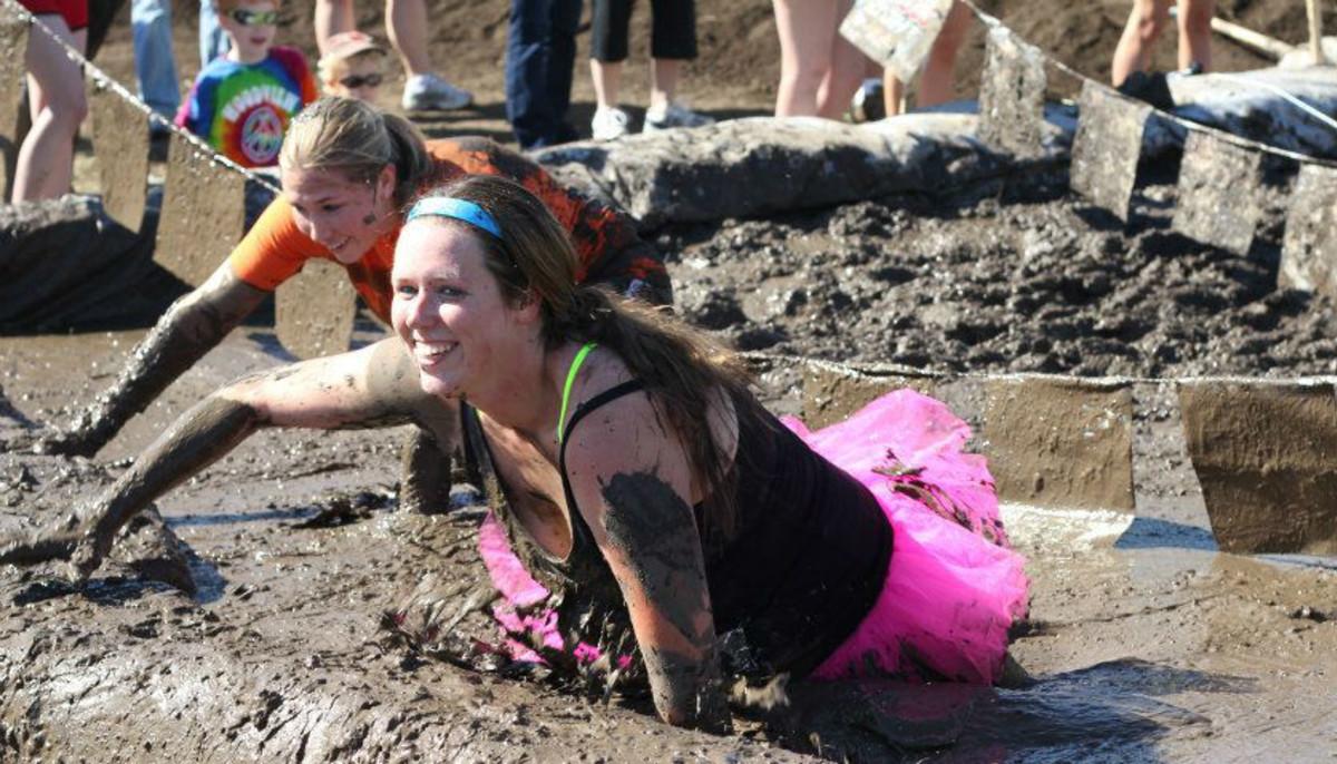 2014 Pretty Muddy 5k Event Culturemap Dallas