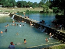 5 Of Natural Swimming Spots In And San