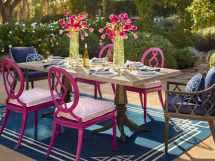 Peek Frontgate' Home Decor Wonderland