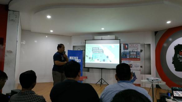 Meetup Indux : Kolaborasi Designer dan Developer