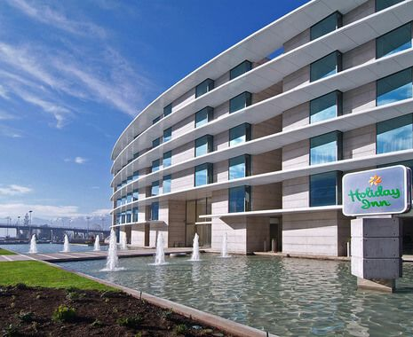 Holiday Inn Santiago Airport Accommodation Cox Kings