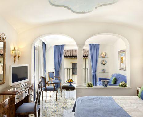 Grand Hotel La Favorita Sorrento Italy Accommodation