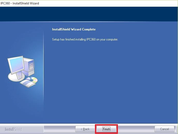 IPC360 for Windows