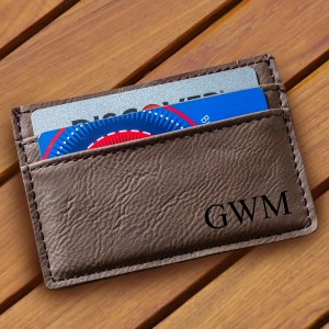 dark-brown-leatherette-money-clip-wallet-1