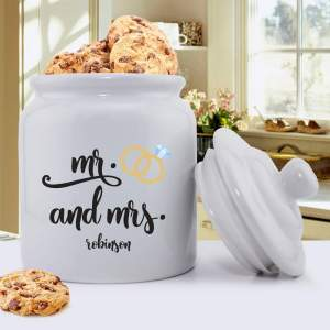 personalized-mr-mrs-wedding-ring-cookie-jar-1