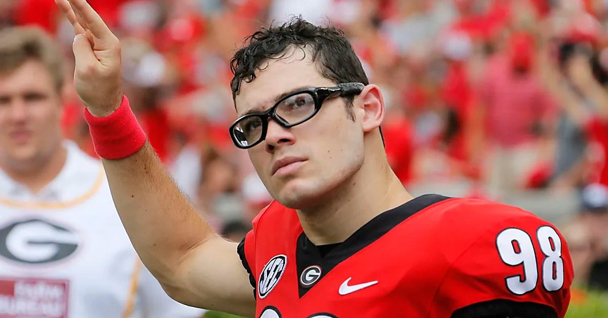 Colts Kicker Glasses : Rodrigo Blankenship Bio Net Worth Salary Parents Girlfriend Wikye