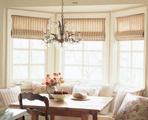 Gardinen Modelle für Wohnzimmer