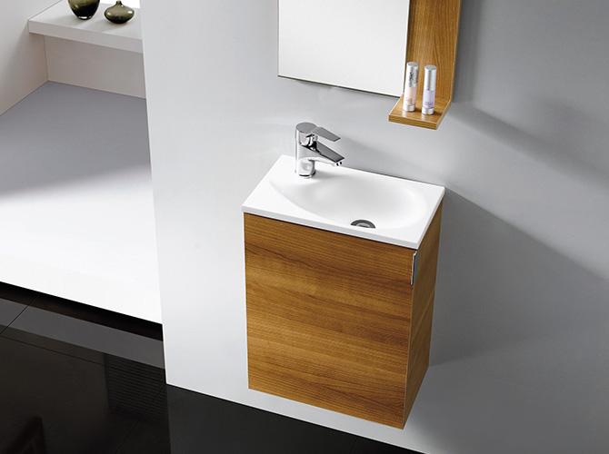 kleines waschbecken mit unterschrank für gäste wc  ~ Waschbecken Mit Unterschrank Gäste Wc