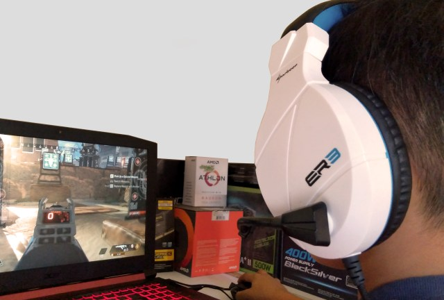 Sharkoon RUSH ER3 Gaming Headset
