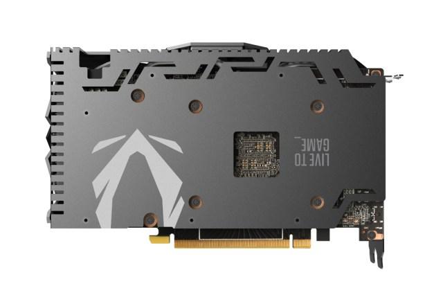 ZOTAC GAMING GeForce GTX 1660 Ti AMP