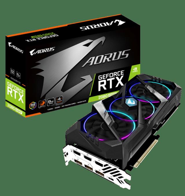 Gigabyte GeForce RTX SUPER