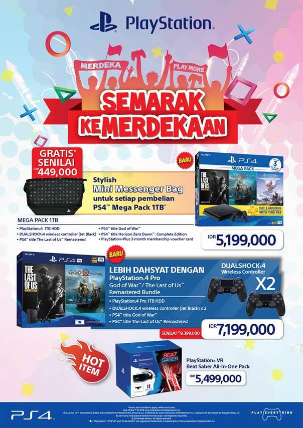 Konsol PS4