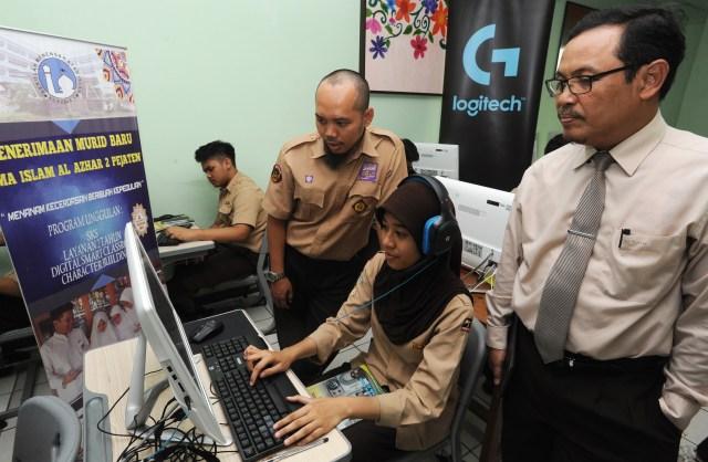 kini menjadi bagian dari dunia olahraga elektronik atau bahkan profesi menjanjikan yang b Demi eSport, Logitech Sumbang Gaming Gear Ke Banyak Sekolah Di Jakarta