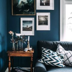 Living Room Ideas With Dark Wood Furniture Small Brown Sofa 8 New Interior Trends For 2018 Wfs Blog