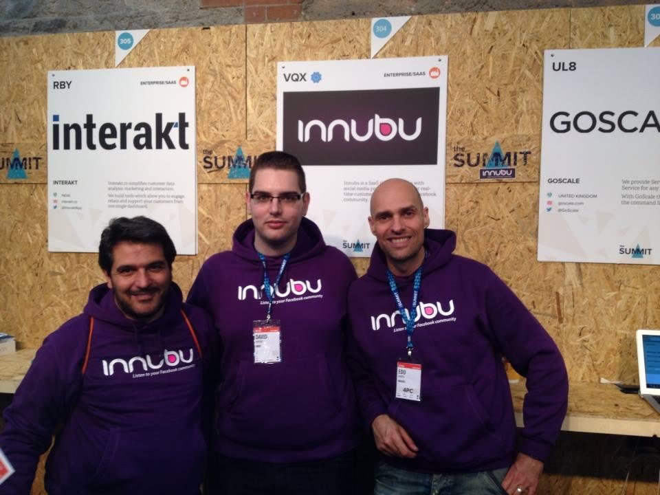 Innubu en el WebSummit, punto destacable en la historia de innubu