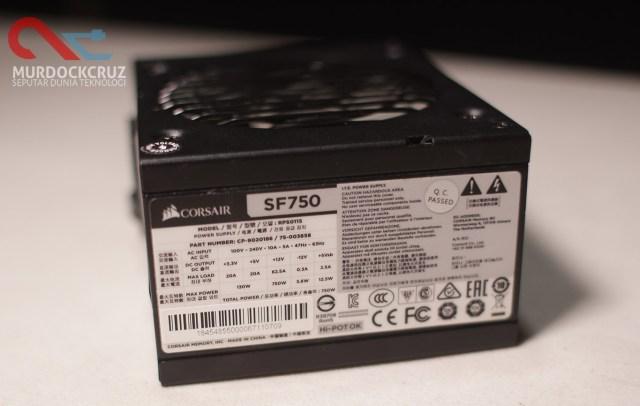 Corsair SF750 SFX PSU 80+ Platinum