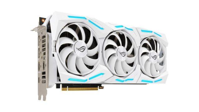 RTX 2080 SUPER White Edition