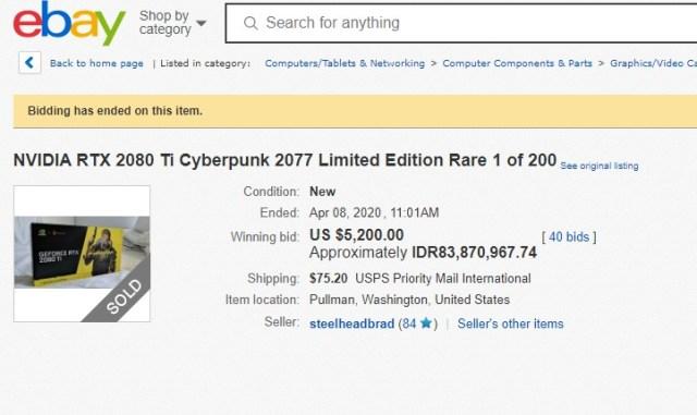 RTX 2080 Ti Cyberpunk 2077