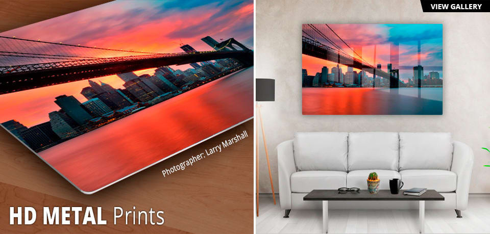 metal prints highest quality