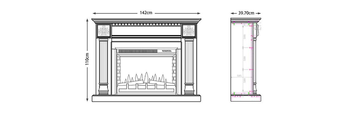 Furniture & Appliances for Sale Online Berkley 2000W