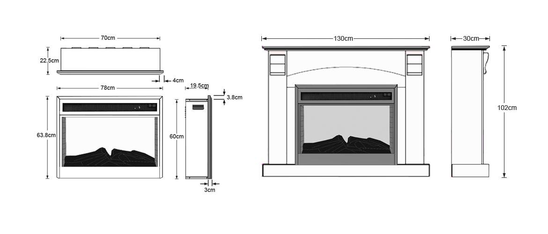 Furniture & Appliances for Sale Online Ascot 2000W