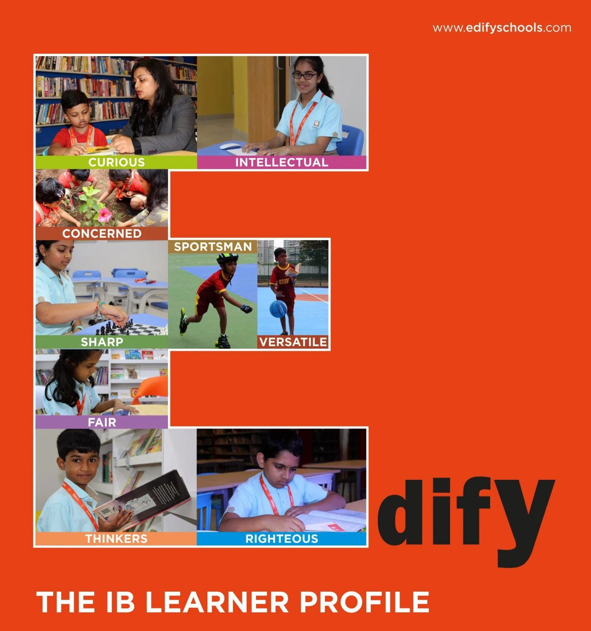 Edify International IB School Design Sample 2