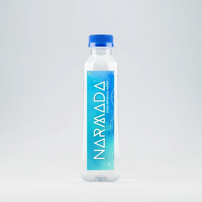 Water Bottle Designs packaging and labels