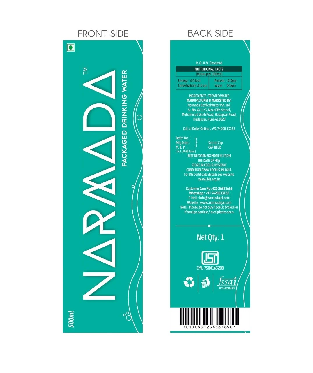 Packaging Designs reference Design Label