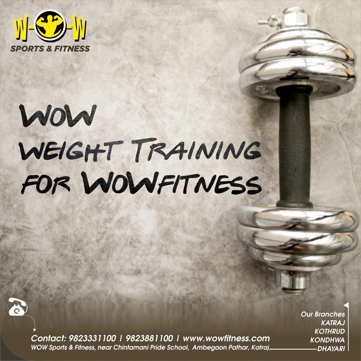Fitness Club Designing Ideas
