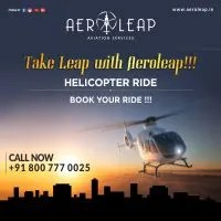 Aviation Company – Aeroleap Google Adwords Creatives Designing