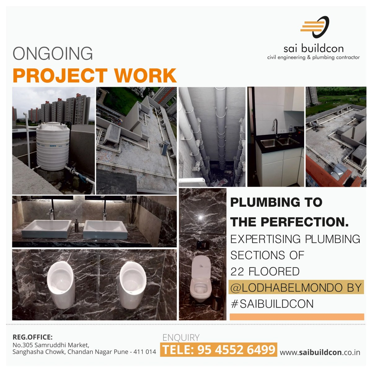 24-July-2018 Project Work Ongoing at Lodha Belmondo