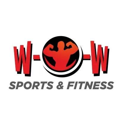 Wow Fitness Katraj Logo