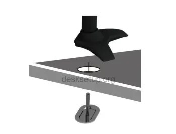 grommet - bolt through desk mounts