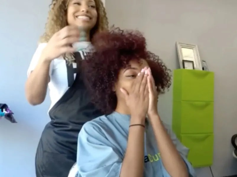 Meet The Curly Hair Stylists At Devachan Salons Devacurl